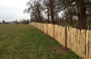 Cleft Chestnut Fencing