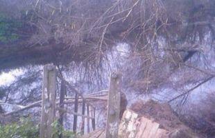 Bridge in need of replacement