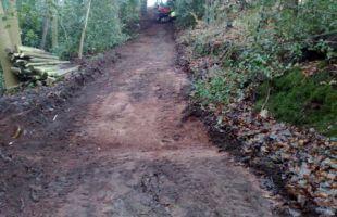 Bridleway improvements